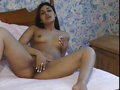 Sexy Indian Girl teasing her Boy Friend