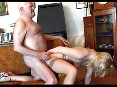 Amateur Blonde For Daddy Cock