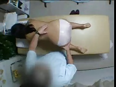 A Japanese massage