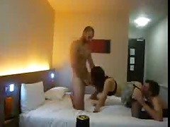 Amateur sharing his Wife