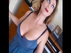OPS  milf nipple slip out